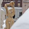 В Москве установилась зимняя погода