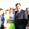 Саакашвили чуть не пострадал от заточки злоумышленника в ресторане