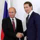 Переговоры в Австрии: о Ротшильдах, о золоте, о газе…