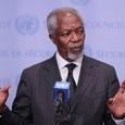 Умер генсек ООН и лауреат Нобелевской премии Кофи Аннан