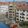 Мощный взрыв произошёл на юге Швеции