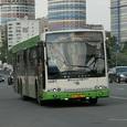В Москве неизвестный обстрелял из пневматики пассажирский автобус