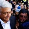 Кандидат от левого крыла Лопес Обрадор победил на президентских выборах в Мексике