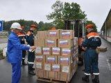 МЧС России отправит очередной гуманитарный конвой в Донбасс