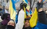 В Киеве антикоррупционный митинг обернулся столкновениями