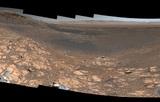 Curiosity прислал панораму марсианского пейзажа в максимальном разрешении