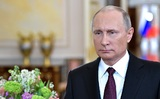 Женщин России поздравил президент Владимир Путин, и не только он