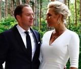 """Адвокат Сергей Жорин женился на """"самой сильной женщине в мире"""""""