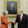 Трамп отказался встречаться с Мэй на саммите G7, сообщили СМИ