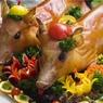 Жареное мясо будет безвредным, если есть с правильным гарниром