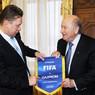 """""""Газпром"""" продолжит сотрудничать с ФИФА"""