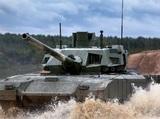 Российский танк «Армата» испытали в Сирии