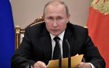 """Путин заявил о своей обеспокоенности """"темпами роста"""" доходов россиян"""