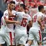 ЕВРО-2016: Судьбу матча Албания - Швейцария решил быстрый гол