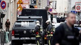 В центре Парижа вооружённый преступник захватил несколько заложников