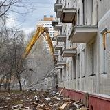 УМВД по Москве оценило число участников акции протеста против сноса пятиэтажек
