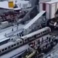 Число погибших при крушении поезда в Анкаре возросло до девяти