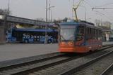 Как тебе такое, Илон Маск: в Барнауле трамвай проехал по центру города без водителя
