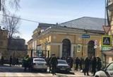 СК возбудил уголовное дело по факту взрыва в Военной академии