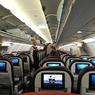 Пассажирка покалечила стюардессу во время перелёта из Москвы в Симферополь