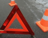 ДТП с тремя грузовиками нарушило движение транспорта по МКАД