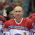 Владимир Путин оценил вклад участников Ночной хоккейной лиги в спорт