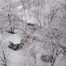 Зима в Москве: Список жертв снегопада открыт
