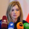 Прокурор Крыма Наталья Поклонская повышена в звании