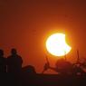 Тень Солнечного затмения вот-вот накроет Землю (ФОТО)