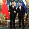 Владимир Путин прибыл с официальным визитом в Шанхай