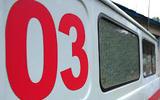 В московском дворе машина сбила полуторагодовалого ребенка