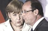 Олланд и Меркель будут участвовать в переговорах в Минске