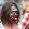 Британские полицейские отразили нападение зомби
