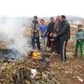 Новая беда сирийских беженцев - необычайно суровая зима (ФОТО)
