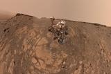 Curiosity прислал на Землю новое селфи