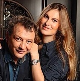 Актер и отец двоих детей Марат Башаров женился в третий раз
