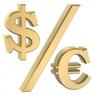 Официальные курсы доллара и евро потеряли по 2,2 рубля