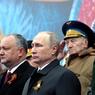 Путин, Вучич и Нетаньяху возложили венки к Могиле Неизвестного Солдата в Москве