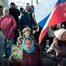 """В Москве националисты собрались на """"Русский марш"""""""