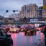 В Москве из-за разгула стихии из берегов вышли реки Пехорка, Нищенка и Яуза (ВИДЕО)