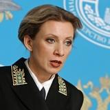 """Захарова прокомментировала слова лидера """"Воплей Видоплясова"""" о носителях языка"""