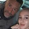 Фотомодель опубликовала фото поцелуя с разведенным Сергеем Шнуровым
