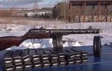 """Испытатели проверили """"на живучесть"""" советский пистолет-пулемет ППШ-41"""
