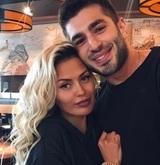 Виктория Боня рассказала о своих отношениях с красавцем-брюнетом