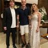Женился защитник сборной России бразильского происхождения Марио Фернандес