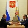 Медведев с Путиным обсудил задержание Улюкаева по подозрению в получении взятки