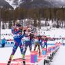 Биатлон: Германия завершила канадский этап победой