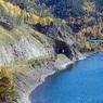 Шторм прервал рекордный заплыв на Байкале