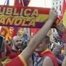 В Испании проходят антимонархические протесты