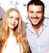 Певец и предприниматель Эмин Агаларов встречается с известной моделью (ФОТО)